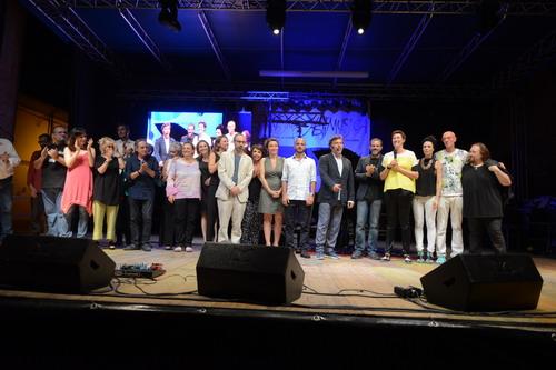 Fotogallery dalla prima edizione del Premio Faletti ad Asti