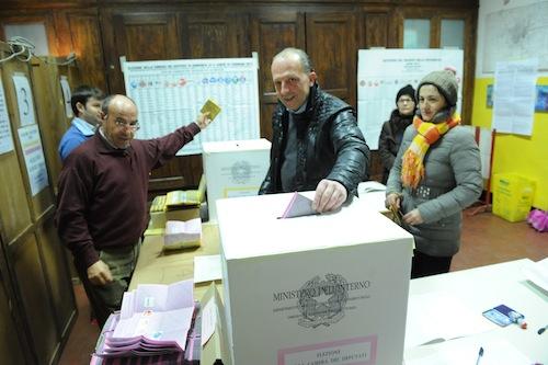 Elezioni. Quinto aggiornamento degli instant poll Piepoli