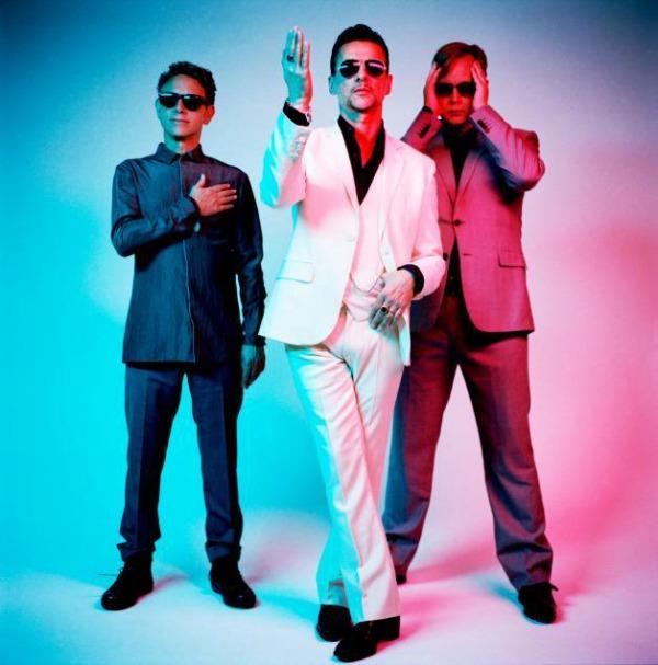 Depeche Mode a Torino il 18 febbraio
