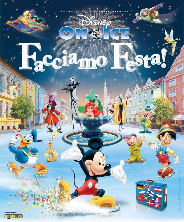 Disney on Ice a Torino