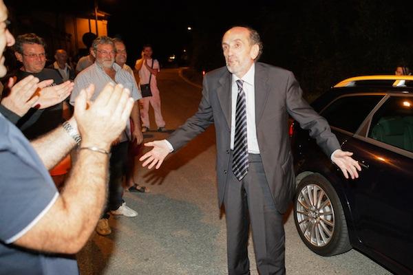 A Govone una serata per festeggiare il ritorno a casa di Domenico Quirico