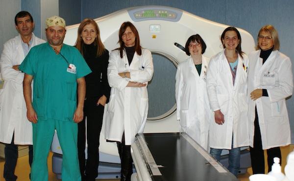 Alla Radioterapia del Massaia arriva il palloncino biodegradabile per i pazienti con tumore della prostata