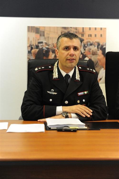 Festa magica e operativa per il 199° compleanno dei carabinieri