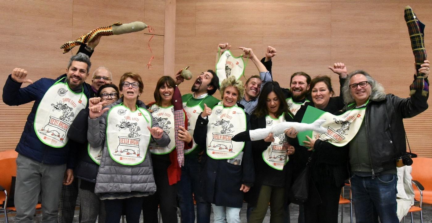"""Bagna Cauda Day: il """"premio Testa d'Aj"""" a Guido Ceronetti"""