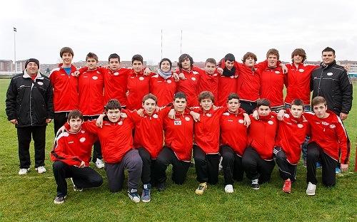 Vittoria agevole dello Junior Asti Rugby a Rivoli