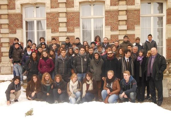 Trasferta francese per gli studenti astigiani impegnati nel progetto sui nuovi media e la legalità