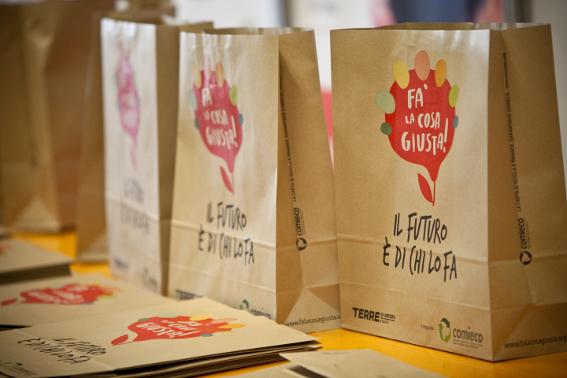 Due aziende astigiane alla fiera del consumo critico e degli stili di vita sostenibili