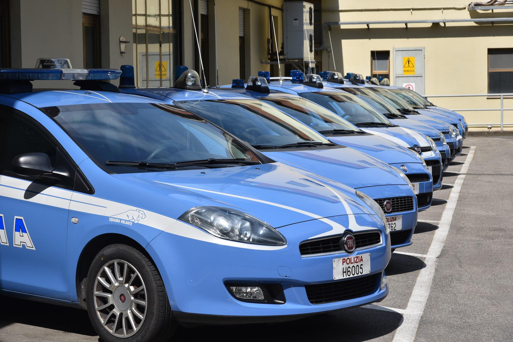 La polizia celebra i 40 anni della legge di riforma