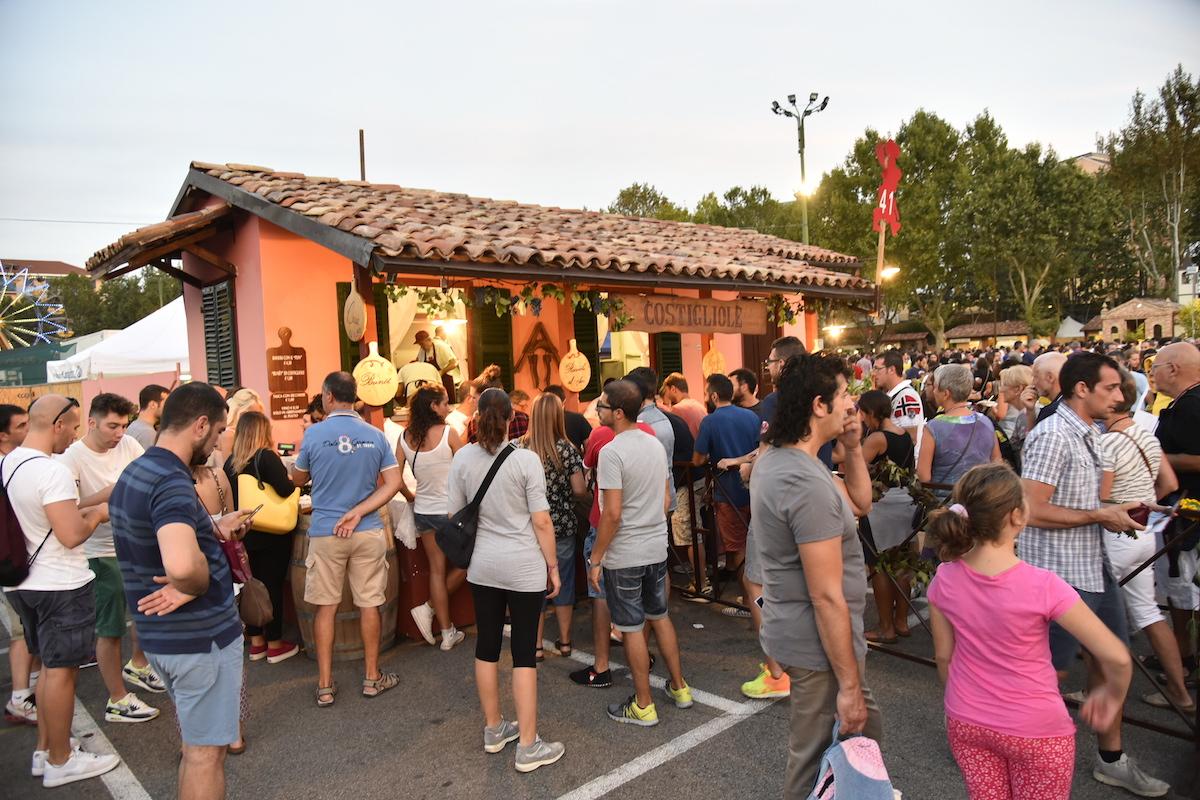 Ad Asti tutto pronto per il Festival delle Sagre, il ristorante a cielo aperto più grande d'Italia