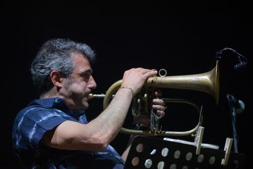 Paolo Fresu e la Brass Bang sul palco di AstiMusica