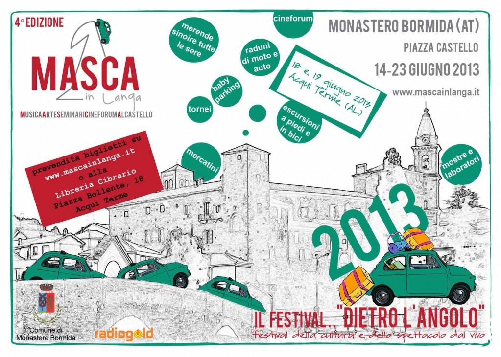 A Monastero Bormida tutto pronto per il debutto di Dietro l'Angolo