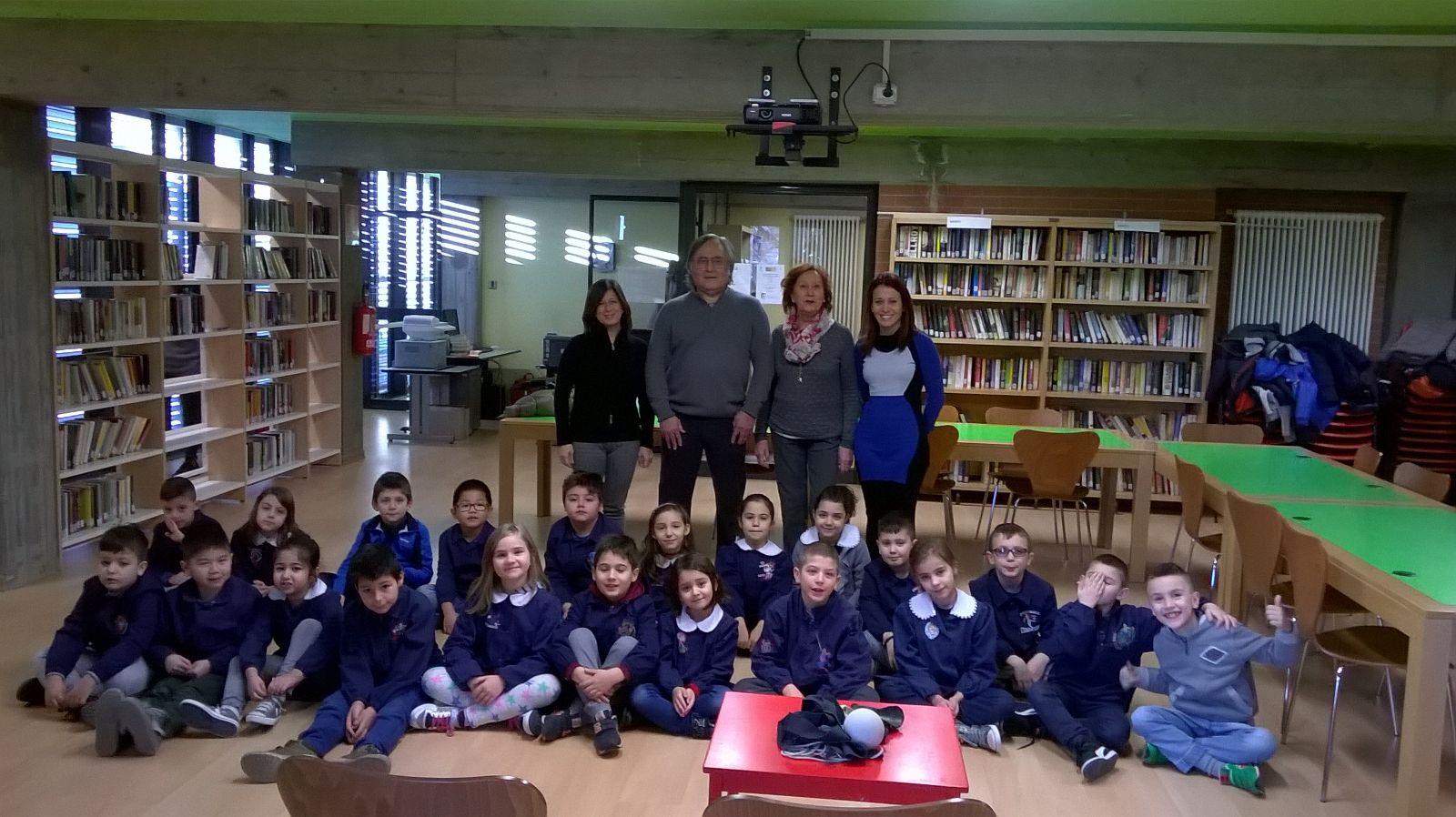 """""""Il nonno racconta"""" alla Biblioteca Monticone di Canelli"""