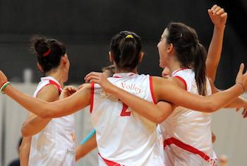 Al PalaSanQuirico comanda Asti Volley: sconfitto il Club Italia, 3-0