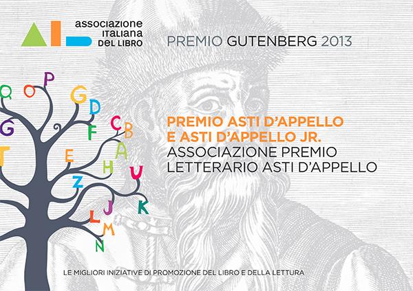 Premio Gutenberg ad Asti d'Appello