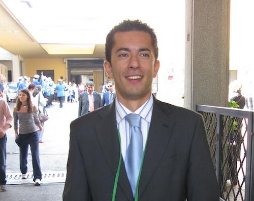Marco Gabusi è il nuovo  coordinatore provinciale di Asti di Forza Italia