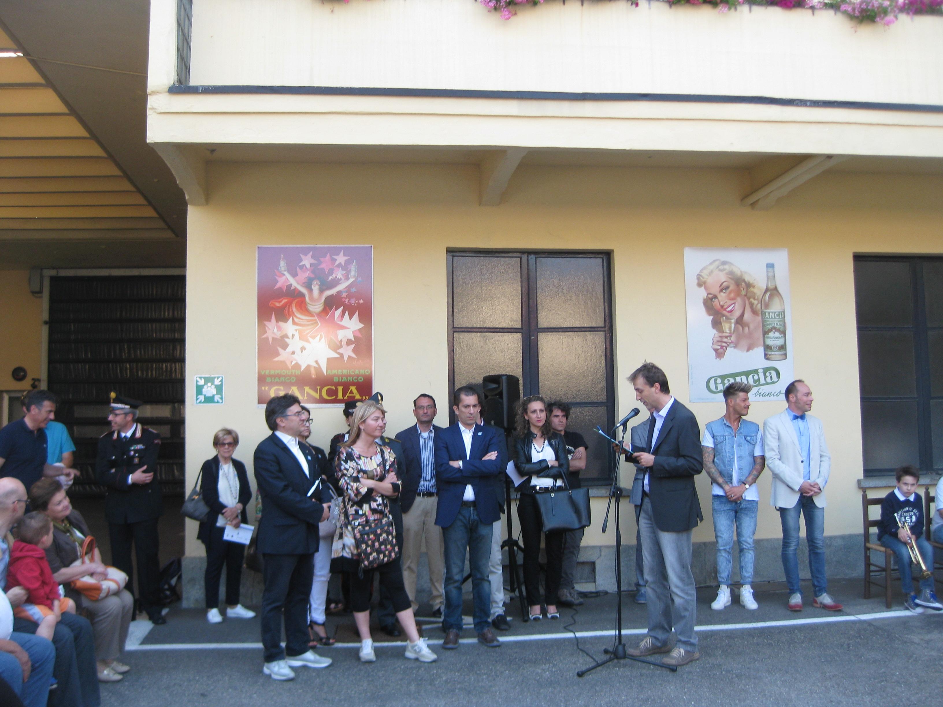 Giovani alla Douja d'Or con la Provincia di Asti
