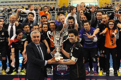 La Coppa Italia di calcio a cinque torna ad Asti