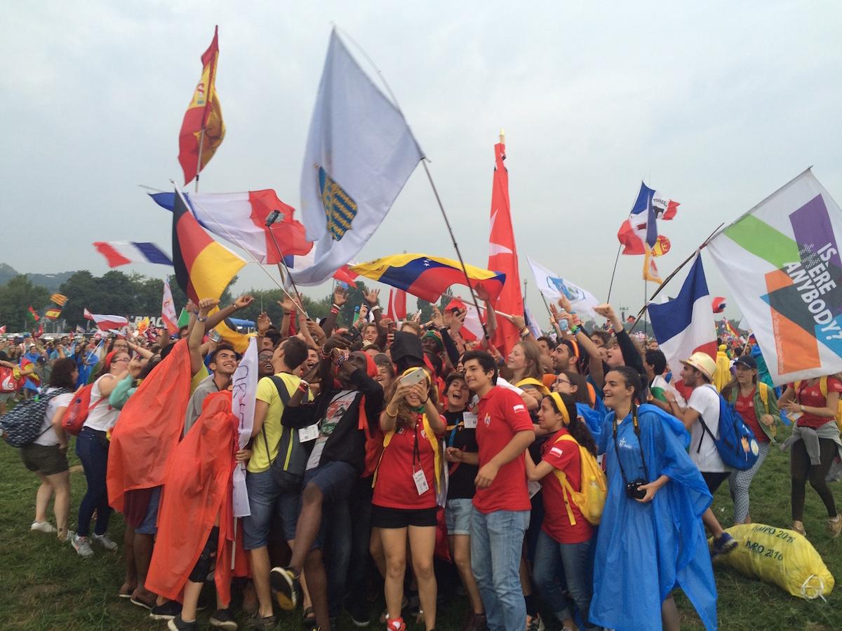 Giovani astigiani in trasferta a Cracovia per la Giornata Mondiale della Gioventù