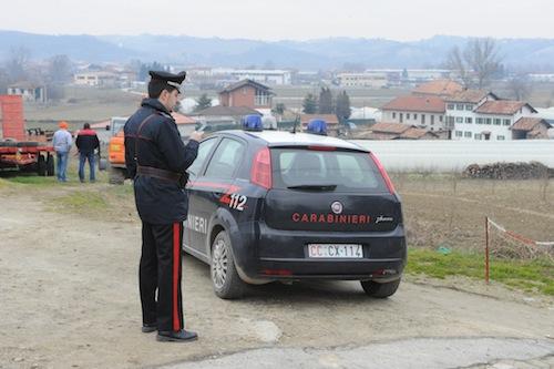 Asti, nuove denunce dei carabinieri per il divieto di spostarsi