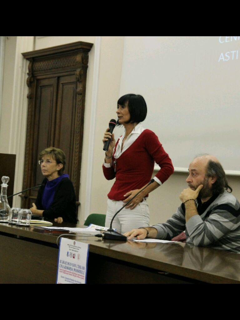 """L'intervento di Dimitris Argiropoulos ha concluso il corso """"Il dialogo con l'Islam: una risorsa possibile"""""""