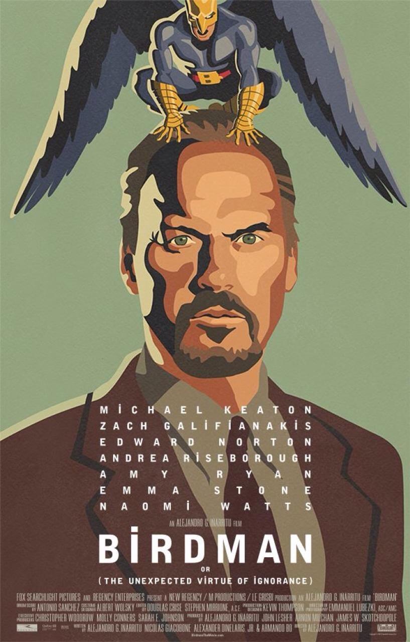 """In Sala Pastrone """"Birdman"""""""