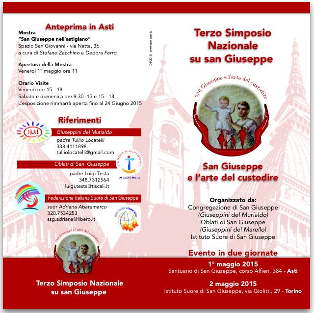 III Simposio nazionale su San Giuseppe