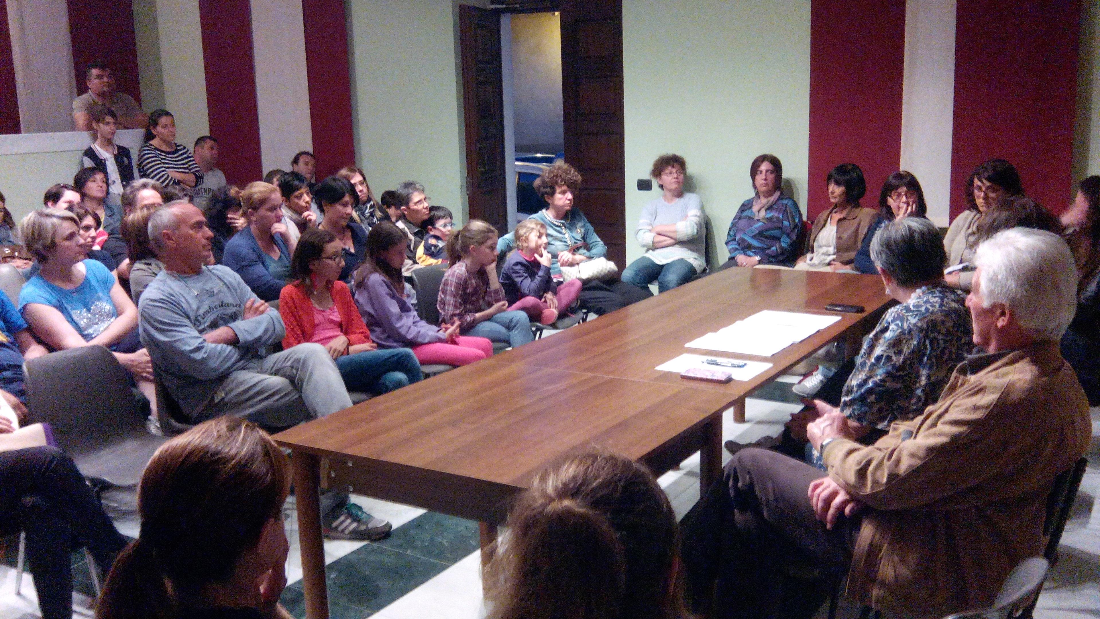 Riunione a Settime per discutere dei servizi scolastici dopo l'uscita dall'Unione Collinare Val Rilate