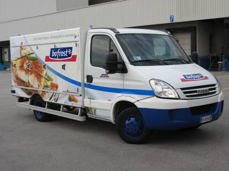 Bofrost congela la crisi: nuova filiale a Casale Monferrato