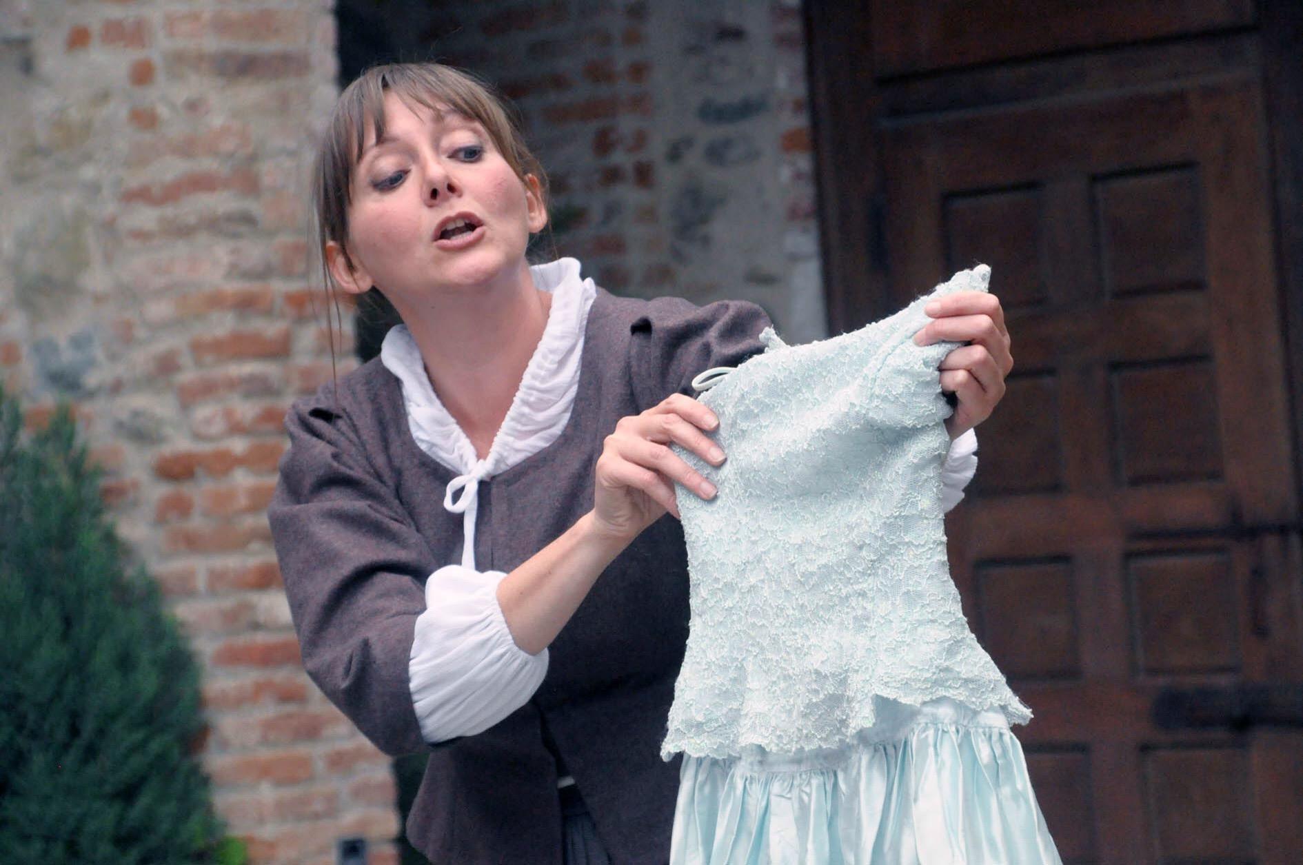 """""""Ofelia non deve morire"""" in scena alla Cascina del Racconto"""