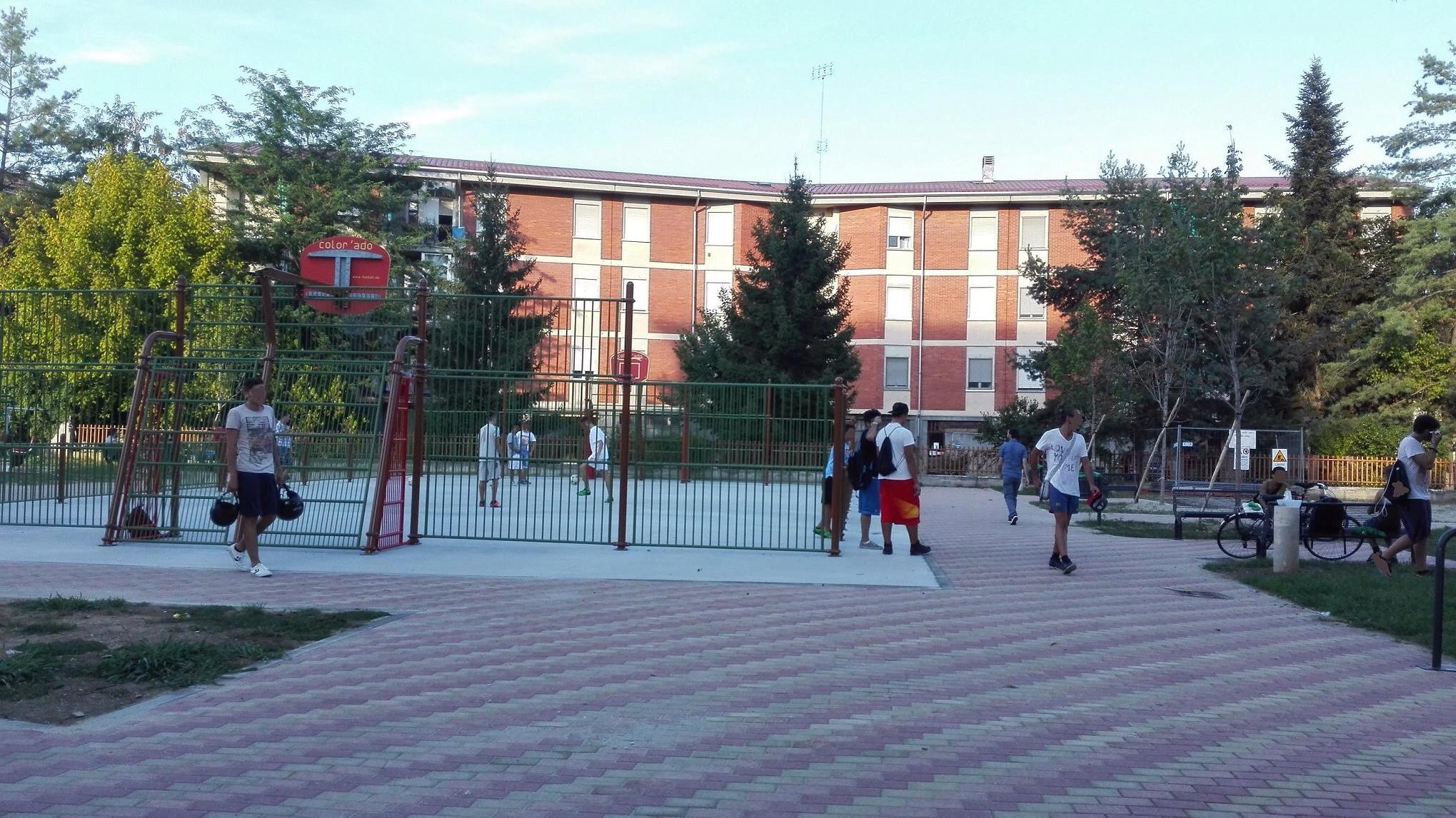 Inaugura domenica il nuovo parco di via Turati ad Asti