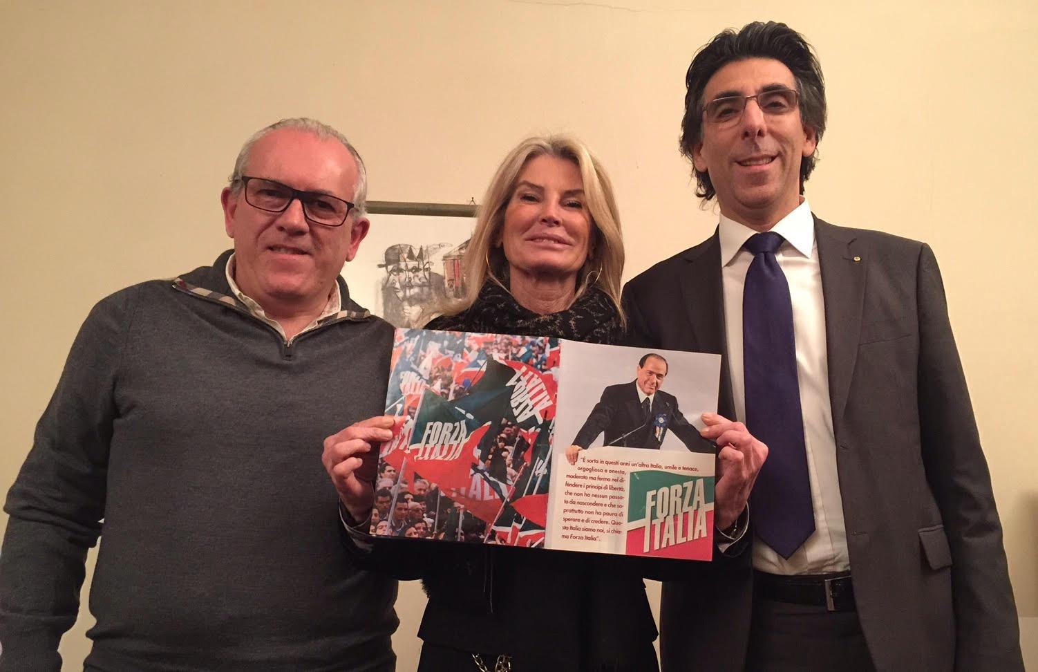 Ercole Zuccaro coordinatore provinciale di Forza Italia