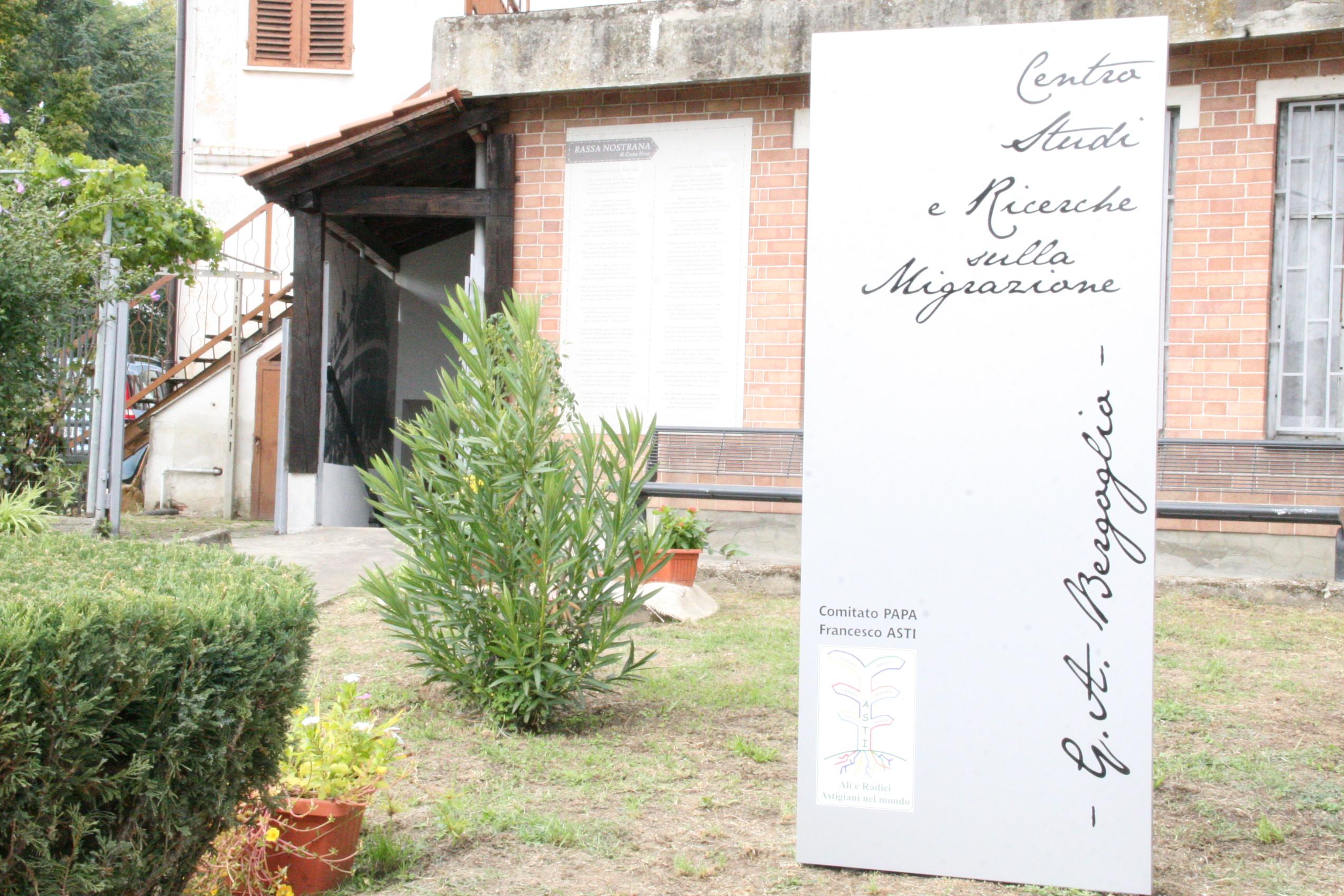 """""""Storie di Migrazione"""" a Portacomaro Stazione"""