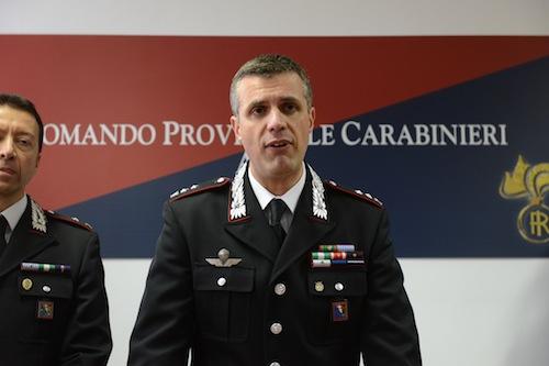 """Caso Ceste, colonnello Federici: """"Abbiamo mantenuto il massimo rispetto per i bambini"""""""