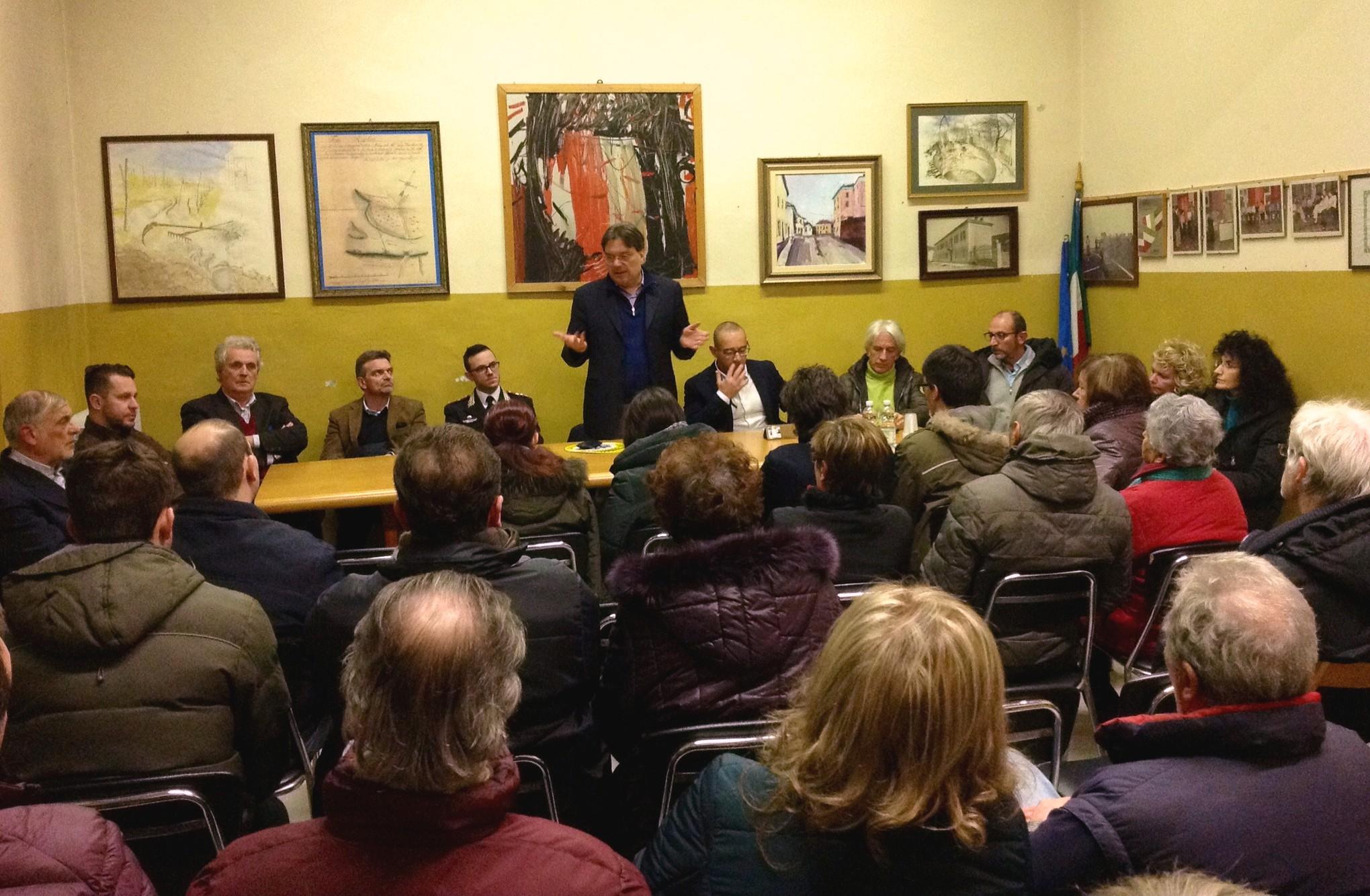 """Dopo San Marzanotto, """"Apriamo gli occhi in città"""" arriva il 26 gennaio a Serravalle"""