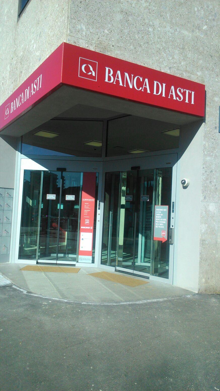 Cassa di Risparmio di Asti: operativa la nuova Agenzia 2 in piazza 1° Maggio