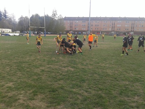 Week end di sport e solidarietà per la Junior Asti Rugby