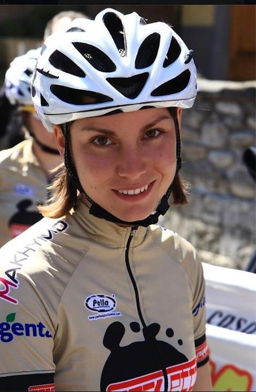 Ciclismo: Martina Lari terza al Gp Gippingen