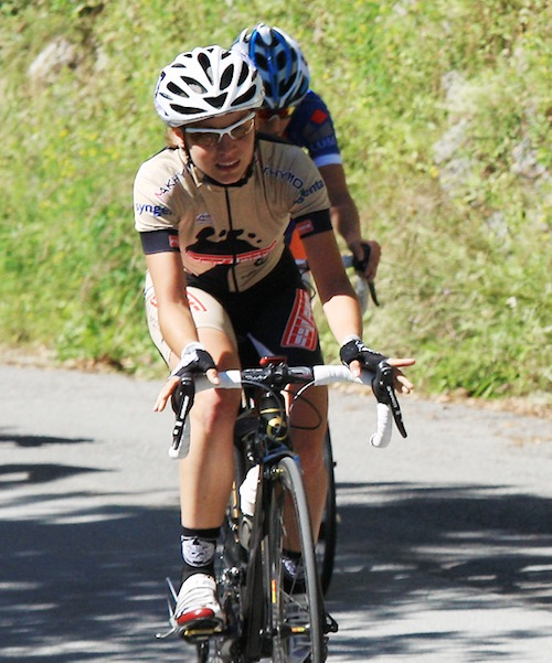 Ciclismo: Servetto Footon. Altra bella prova della Lari e della Defilè