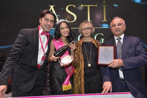 Eletta a Shanghai Lady Asti 2014