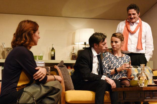 """Continua la stagione teatrale di Nizza Monferrato: prossimo appuntamento """"Le Prenom"""""""