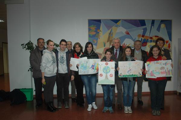 Lions Club Moncalvo Aleramica - Premiazione Poster per la Pace