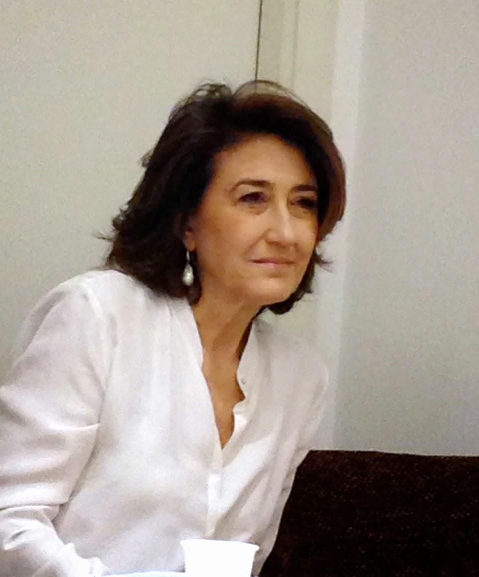 Tre domande a… Luciana Capretti