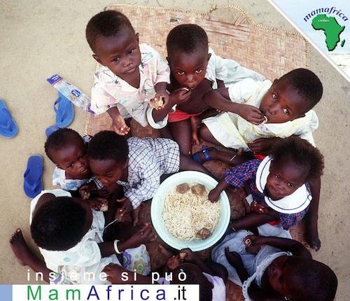Mama Africa diventa associazione no profit