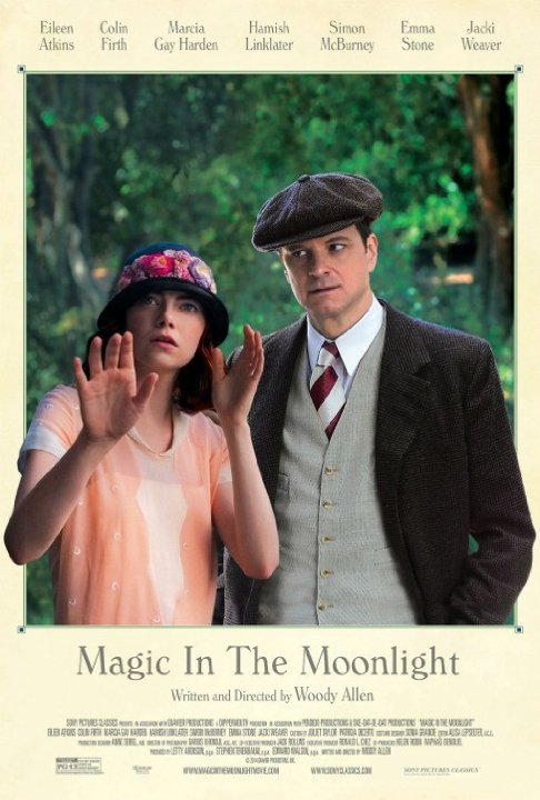 Magic in the Moonlight in Sala Pastrone