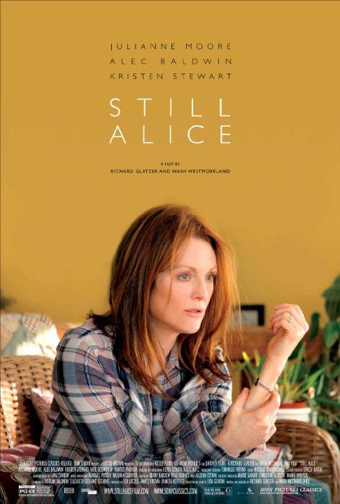"""Still Alice"" in Sala Pastrone"