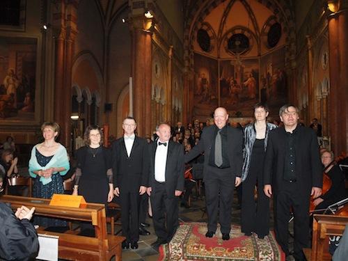 In San Pietro il concerto del gemellaggio