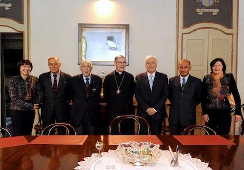 Asti festeggia tre nuovi  Maestri del Lavoro