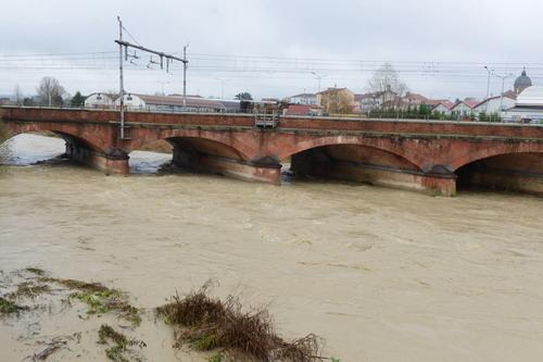 Maltempo: il Piemonte torna lentamente alla normalità