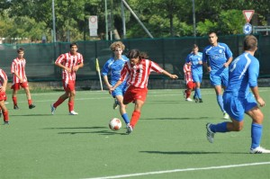 Juniores nazionale sconfitta a Chiavari