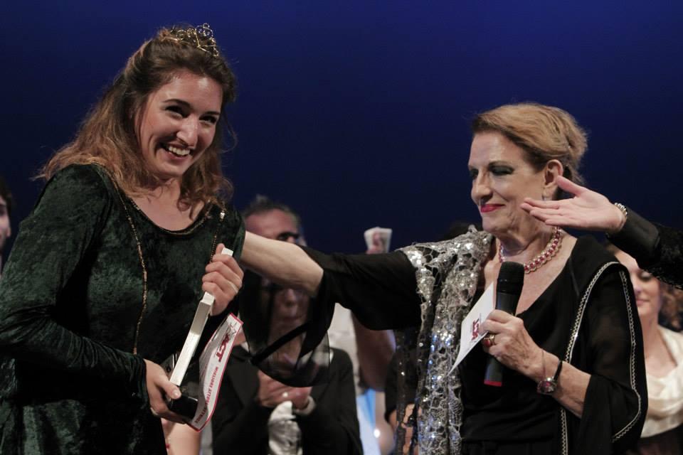 L'astigiana Marianna Bonansone primo premio come miglior attrice di musical all'Act Italy
